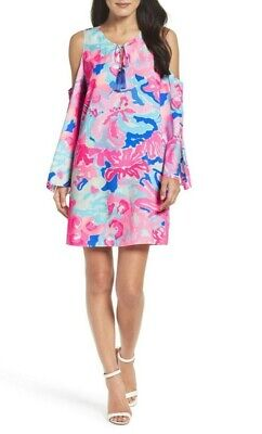 1455410e7da3 NWT- Lilly Pulitzer- Benicia Tunic Dress - Playa Hermosa- Multi - Small -