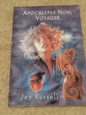 Jay Russell SIGNED Apocalypse Now, Voyager (limited edition chapbook)
