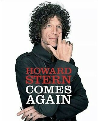 Howard Stern Comes Again Hardcover – May 14, 2019