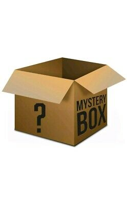 Mystery box New electronics, clothing, consoles, games, dvds, Toys and more