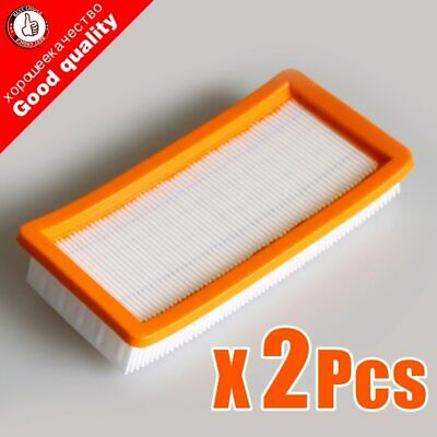 2pcs/lot Good Quality HEPA filter for karcher DS5500 DS6000 DS5600 DS5800 Rob…
