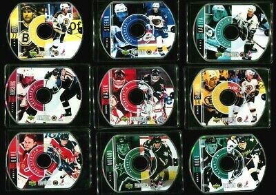 1999-00 Ud Powerdeck Singles & Inserts**U-Pick**Free Combined Shipping*
