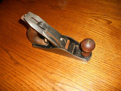 BAILEY NO.3 STANLEY- Corrugated wood bench plane
