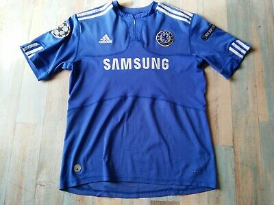 Maillot Foot Adidas Chelsea Fc Champions League N°39 Anelka Taille/Xl/D7 Be