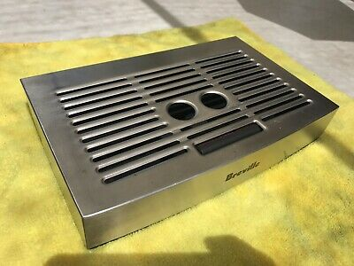 ac4b8d52e4 Breville Ikon Espresso BES400XL Stainless Steel Drip Tray Replacement Part