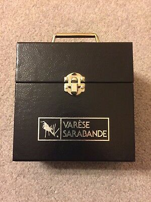 LITTLE BOX OF HORRORS Varese SOLD OUT Ltd Ed 1,500 OOP 12 CD Soundtrack Box Set