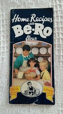 Vintage - Home Recipes with Be-Ro Flour - 38th Edition - PB