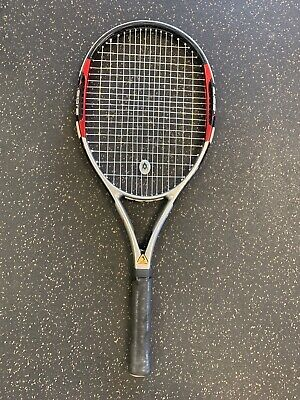 "Boris Becker Delta Core 3 Tennis Racquet 110 Racket 4 3/8"" Grip"