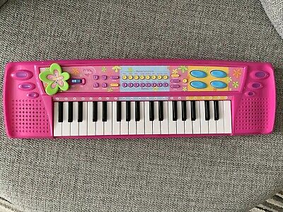 Smyth's Toys Battery Operated Keyboard Piano Children's Kids Toy - Pink