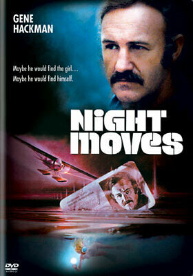 Warner Home Video D68872D Night Moves (Dvd/Ws-1.85/Eng-Fr-Sp Sub)