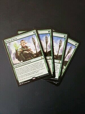 Oath of Nissa x4 NM (Oath of the Gatewatch)
