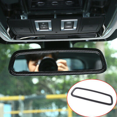 For Land Rover Discovery Sport Carbon fiber Style Rearview Mirror Frame Trim