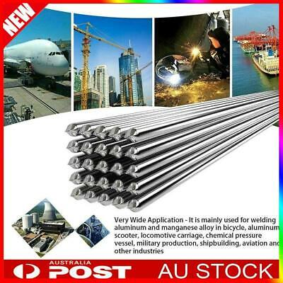 1.6/2mm Easy Aluminum Welding Rods Low Temperature No Need Solder Powder 1-100PC