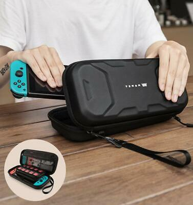 For Nintendo Switch Console Carrying Case, Mumba Deluxe Travel Carry Case Pouch