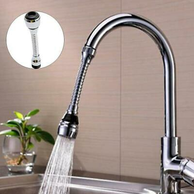 Kitchen Tap Aerator 360° Rotate Faucet Swivel End Diffuser-Adapter Filter-Spray