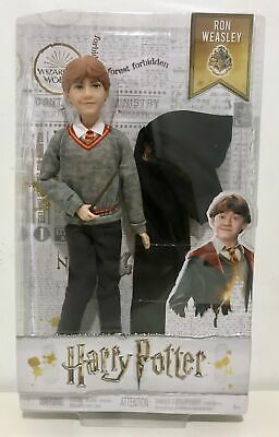 Harry Potter Ron Weasley Doll Mattel BNIB
