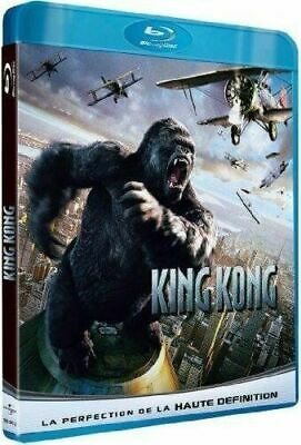 KING KONG - BLU RAY - VERSION LONGUE + VERSION CINEMA - Neuf - Edition Fr
