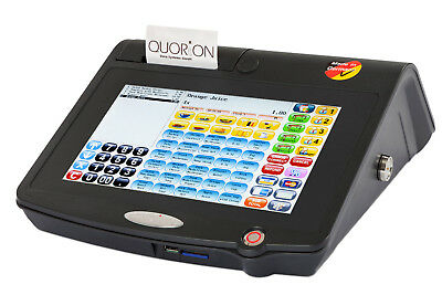 Qtouch 10/All-In-One Catering Cash Register System for Dealer and Restaurant