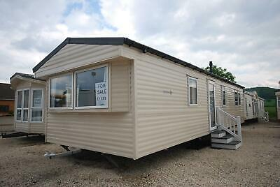 Willerby Static Caravan for sale off site Mobile home self build