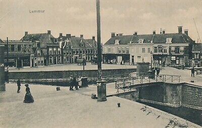 CPA - Pays-Bas - Lemmer
