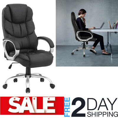 Big Tall Desk Chair Computer Office Gaming Drafting Large High Back Ergonomic