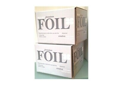 Procare Silver Highlighting Colouring Hair Foil 500m X 2 Rolls (£22.98 each)