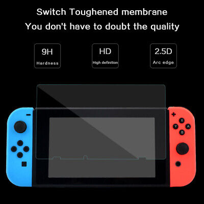 Premium 9H Tempered Glass Screen Protector For Nintendo Switch Canada Shipping