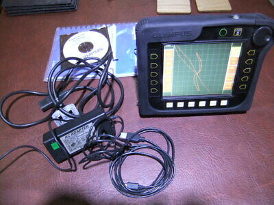 Olympus Nortec 500S Eddy current FLAW DETECTOR NDT