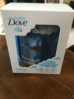 Baby Dove Rich Moisture Lullaby Musical Tin Gift Set