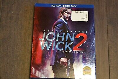 John Wick: Chapter 2 [New DVD] Ac-3/Dolby Digital, Dolby, Subtitled, Widescreen