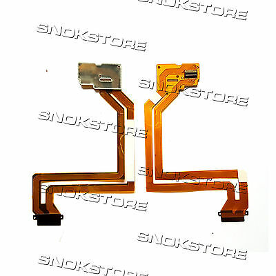 Lcd Flex Cable Cavo Flat For Samsung Vp-Mx25 Mx20 Smx-F30 F40 F33 F34 F300