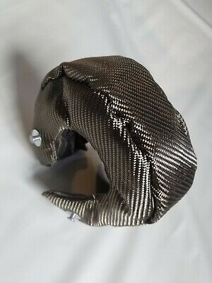 T3 T25 T28 GT25 GT35 Titanium Turbo/Turbocharger Heat Shield Blanket Cover