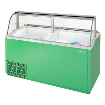 Turbo Air TIDC-70G-N Dipping Ice Cream Display Case