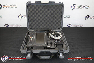 Innerspec TEMATE PowerBox H Portable EMAT Test Equipment - Olympus GE