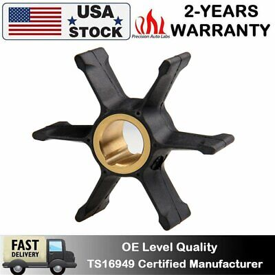 WATER PUMP IMPELLER for Johnson Evinrude Outboard Motors Repl