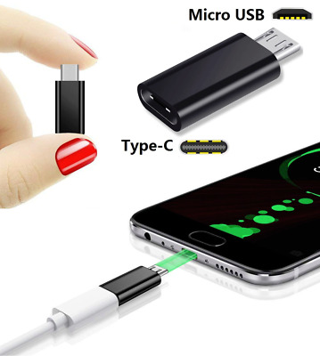 ✅Type-C FEMALE to Micro USB MALE Adapter Connector Converter 3.1 Type C Android✅