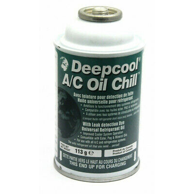 Cannette Huile Duracool A/C Oil - 113Gr