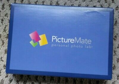 Epson Picturemate Photo Paper 4x6 (Unopened SEAL)