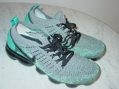 """2016 Mens Nike Air Vapormax Flyknit 2.0 """"Dusty Cactus"""" Running Shoes! Size 8"""