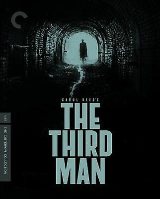 The Third Man (Blu-ray Disc, 2008, Criterion Collection) Orson Welles