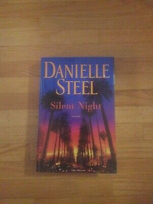 Silent Night: A Novel (Hardcover, 2019) by Danielle Steel  Pre owned