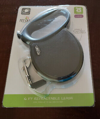 Pet Craft Heavy Duty 16 Ft Retractable Large Dog Walking Leash - High Quality