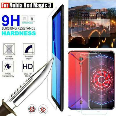 For Nubia Red Magic 3 Clear View 9H Premium Tempered Screen Glass Protector Film