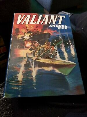 Valiant Annual 1965 X VERY GOOD CONDITION FOR AGE X VERY RARE X 2018N X