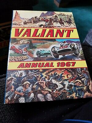 Valiant Annual 1967 X VERY GOOD CONDITION FOR AGE X VERY RARE X 2019N X