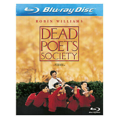 Buena Vista Home Video Br057066 Dead Poets Society (Blu-Ray/Ws/Eng Sdh/Fr Par...