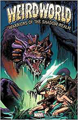 Weirdworld: Warriors of the Shadow Realm, Mike Ploog, Pat Broderick, Doug Moench