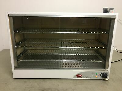 LEEC SS 100L Drying Glassware Cabinet/ Oven Laboratory