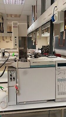 Agilent HP 6890 GC System + 6890 Injector G1530A, G1513A