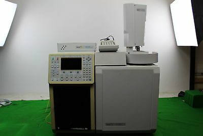 Varian CP-3380 Gas Chromatograph w/ CP8410 Autoinjector & Star 800 Module Inter